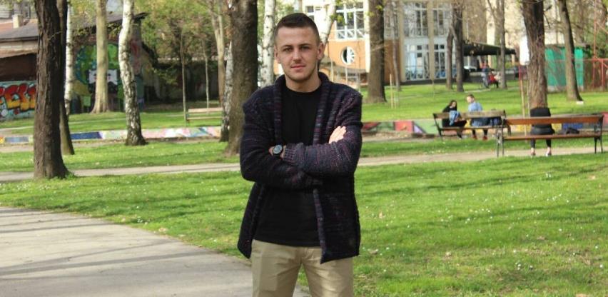 24-godišnji student iz Busovače proizveo gnojivo od ovčije vune u obliku peleta