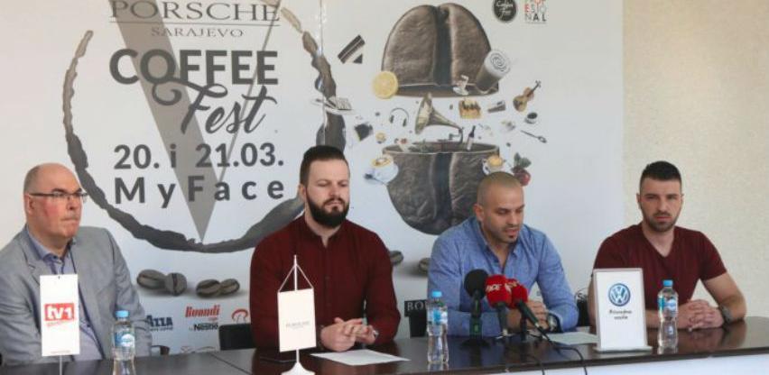 5. Porsche Sarajevo Coffee fest 2019. – My Face 20. i 21. marta