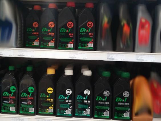 Biol ulje iz konjičke kompanije Valbih na policama trgovačkog lanca Bingo