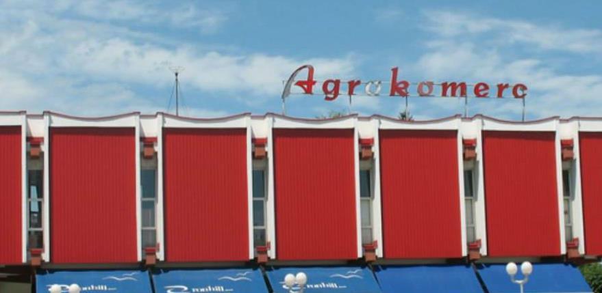 """Imovina """"Agrokomerca"""" prodata na bubnju"""