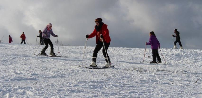 Oživjelo skijalište na brdu Magarice