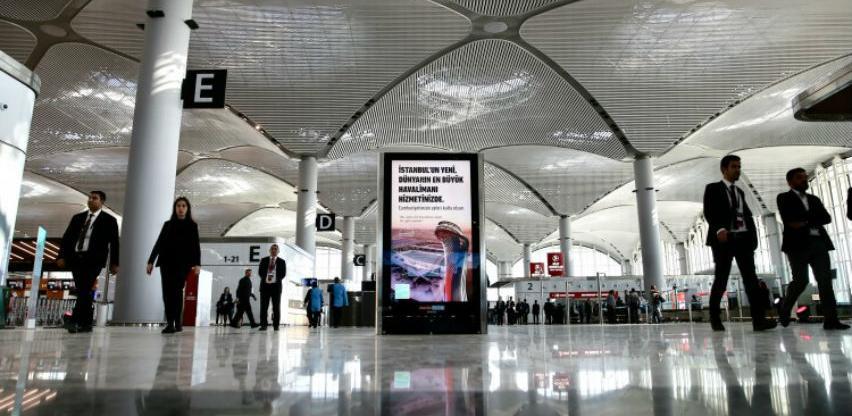 U Istanbulu otvoren najveći aerodrom u svijetu
