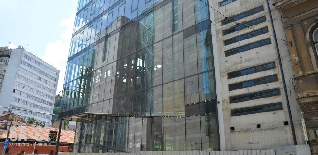 Cilj je zgradu Akademije scenskih umjetnosti završiti do kraja ove godine