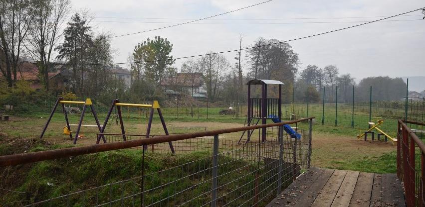Saradnja mještana i Grada Visoko: Izgrađeno dječije igralište u naselju Bradve