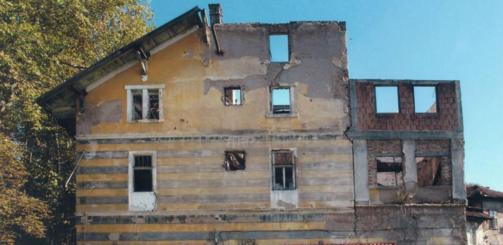 Ilidžanske Topole više nema: Borba za vlasništvo nad porušenim objektom