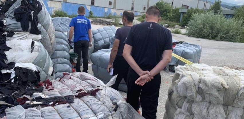 Poništena okolišna dozvola: Smeće iz BiH se vraća u Italiju