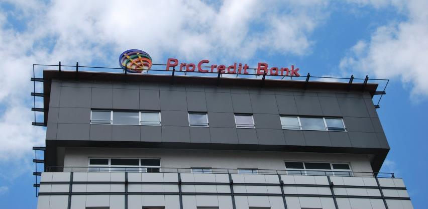 ProCredit Bank uskladila poslovanje uz odgovarajuće mjere tokom pandemije
