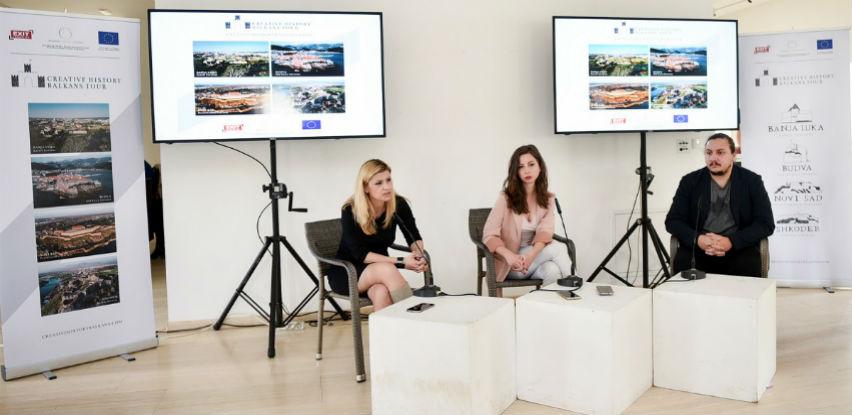 Kastel uvršten u turističke bisere Balkana
