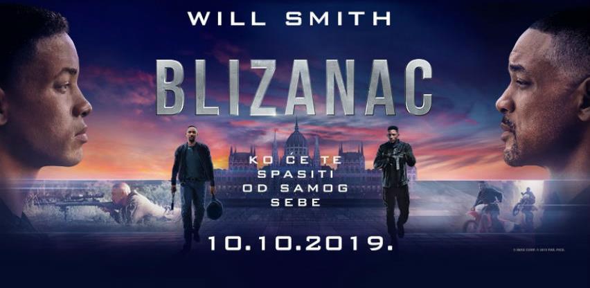 Triler Blizanac sa Will Smithom u glavnoj ulozi u Multiplexu Ekran Zenica
