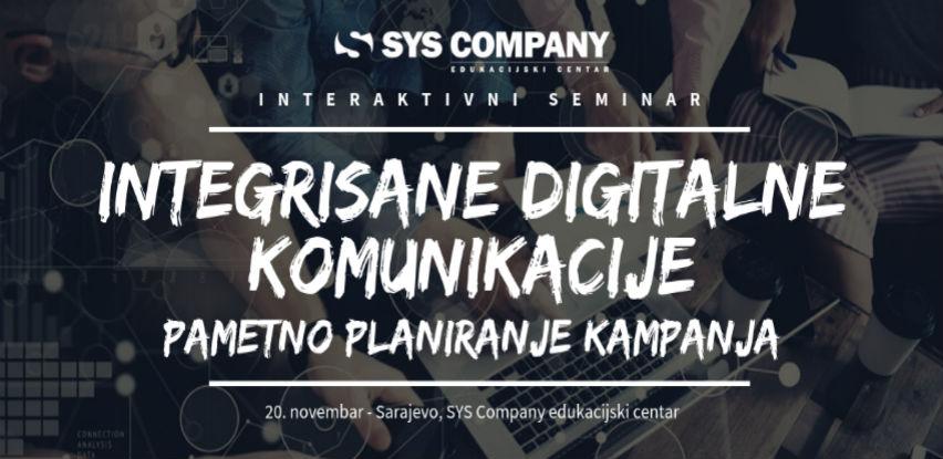 Integrisane digitalne komunikacije - Pametno planiranje kampanja