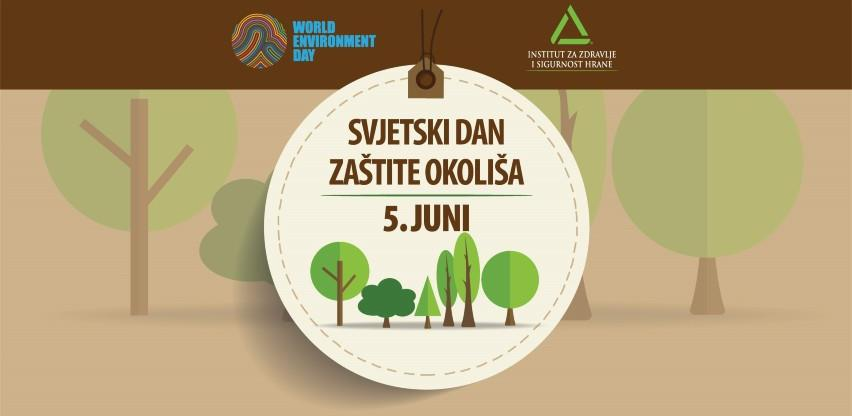 Peti juni - Svjetski dan zaštite okoliša - vrijeme za prirodu