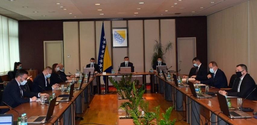 Za privremeno finansiranje institucija BiH 249 miliona maraka
