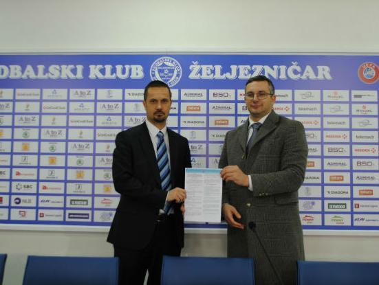 ASA OSIGURANJE podržalo izgradnju istočne tribine FK Željezničara
