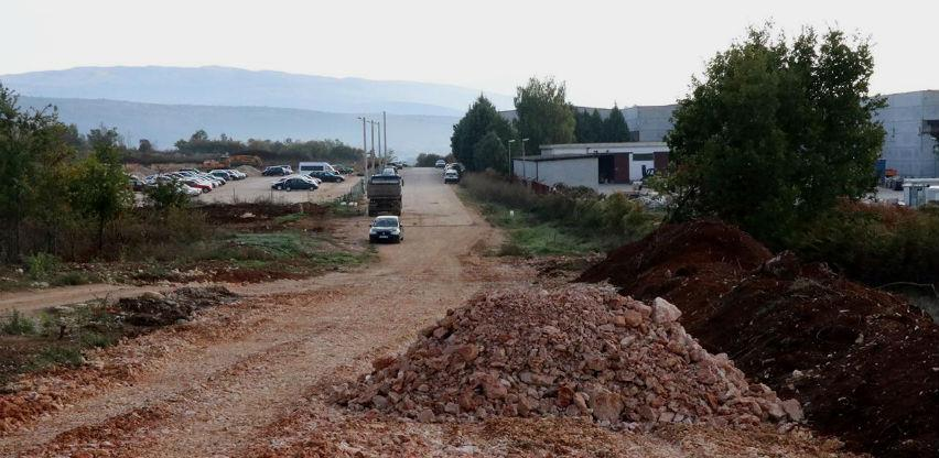 """Gospodarska zona """"Trn"""" dobija komunalnu infrastrukturu"""