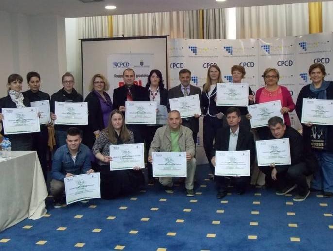 CPCD program malih grantova - organizacijama u BiH dodijeljeno 75.000 KM