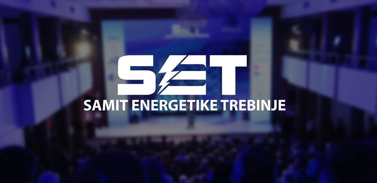 Drugi samit energetike u Trebinju 20. i 21. maja