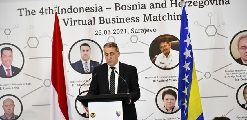 Održani četvrti poslovni susreti Indonezije i BiH