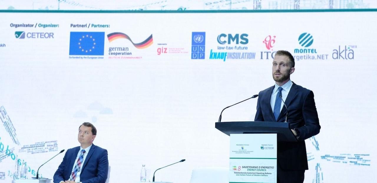 Dekarbonizacija Zapadnog Balkana u fokusu VIII Savjetovanja o energetici