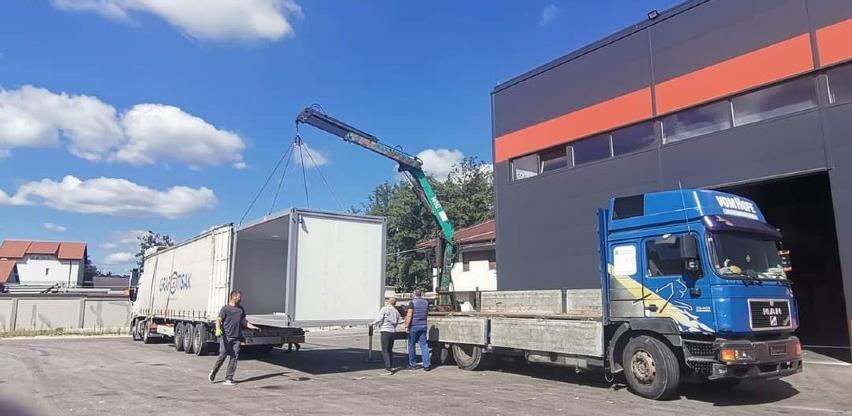 Kontejneri made in BiH: Firma Monarkon za godinu dana ostvarila od 37% izvoza