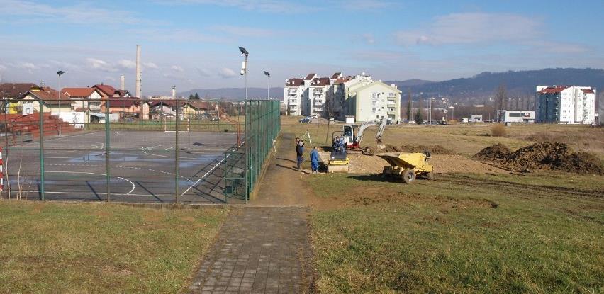 Počela izgradnja dječijeg igrališta u banjalučkoj Adi