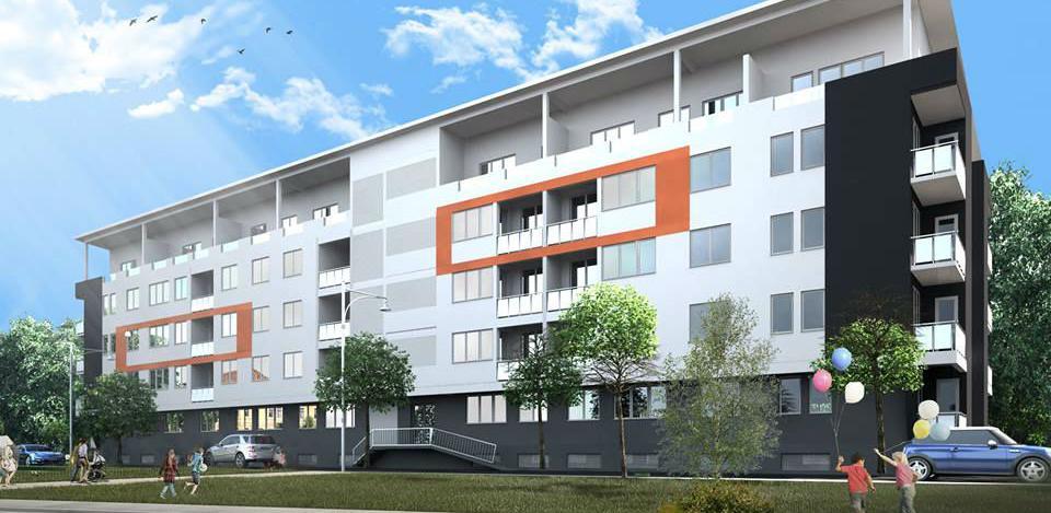 Ahaeti investitor gradnje moderne stambeno-poslovne zgrade na Dobrinji