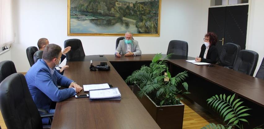 Bosanska Krupa: Počinje izgradnja pješačke staze u Govedarnici