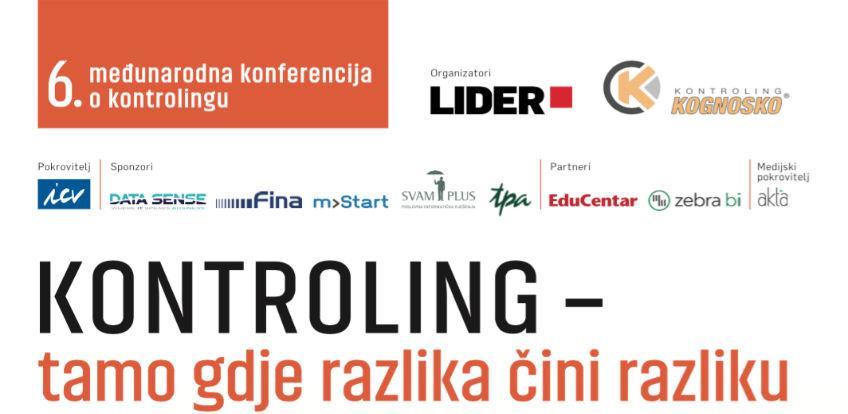 """Iduće sedmice konferencija """"Kontroling – tamo gdje razlika čini razliku"""""""