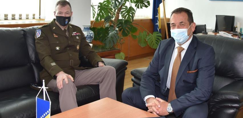 NATO nastavlja podršku BiH u reformi sigurnosnog sektora