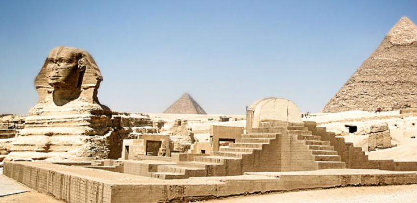 U Egiptu pronađena još jedna sfinga?
