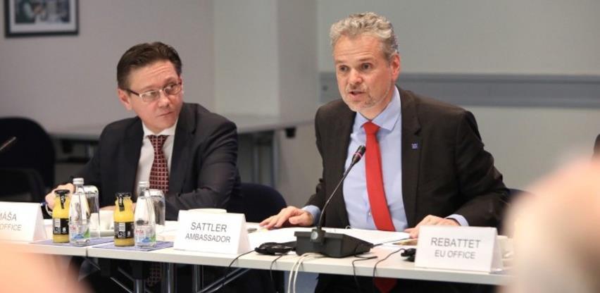 Sattler: Koridor Vc osigurat će moderne transportne veze