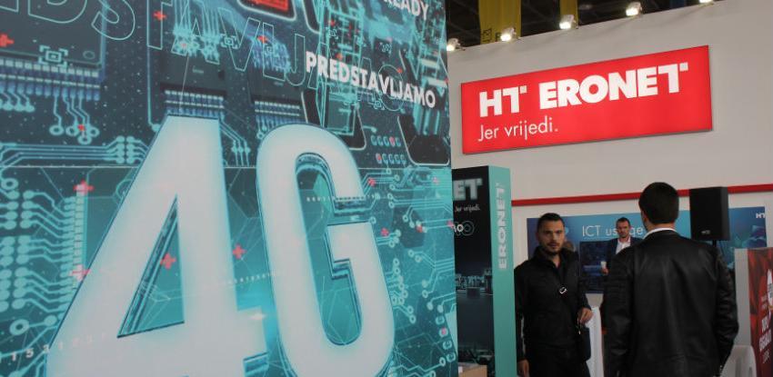 HT ERONET: Od danas 4G mreža u komercijalnoj uporabi