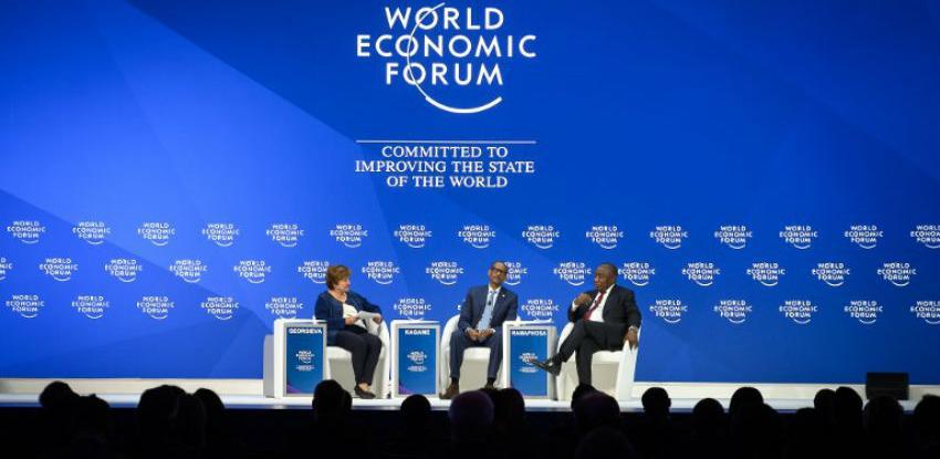 Završen Svjetski ekonomski forum u Davosu