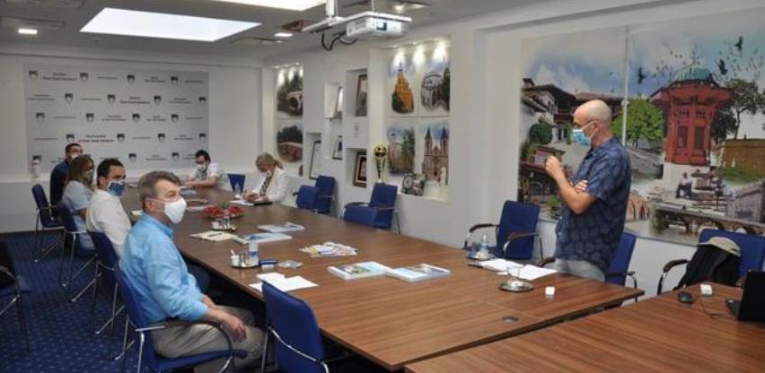 Predstavljen projekat uvođenja pametne javne rasvjete od Titove do Sarača