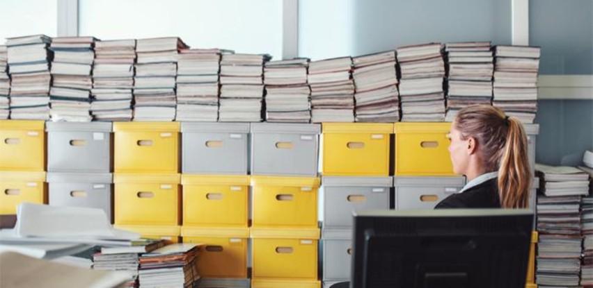 Savjetovanje novi Pravilnik o kancelarijskom poslovanju