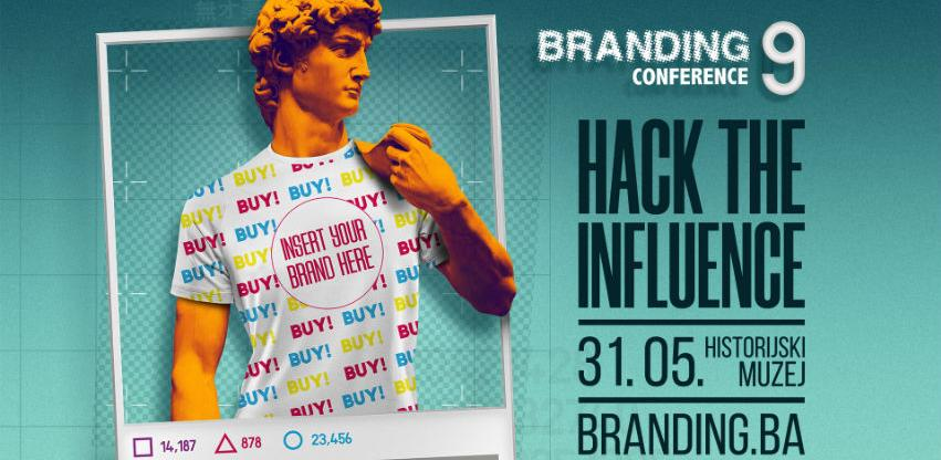 "Deveta Brending konferencija: ""Hack the influence"""