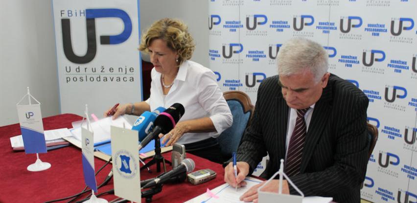 Potpisan kolektivni ugovor za djelatnost tekstilne industrije