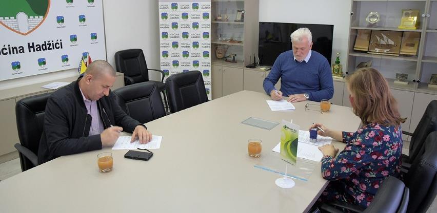 U Hadžićima počinje realizacija projekta vrijednog 128.000 KM