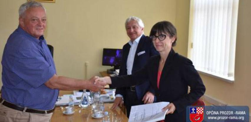 Kreće prva faza izgradnje kolektora otpadnih voda u općini Prozor-Rama