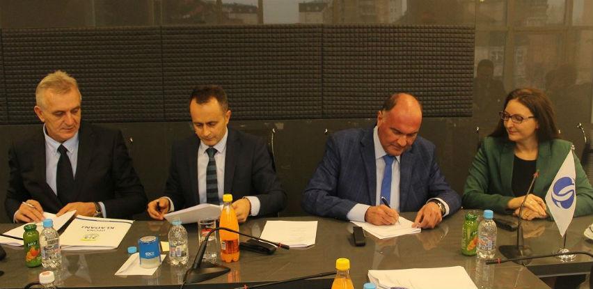 """Potpisan ugovor od pet miliona eura za izgradnju regionalne deponije """"Eko-Sep"""""""