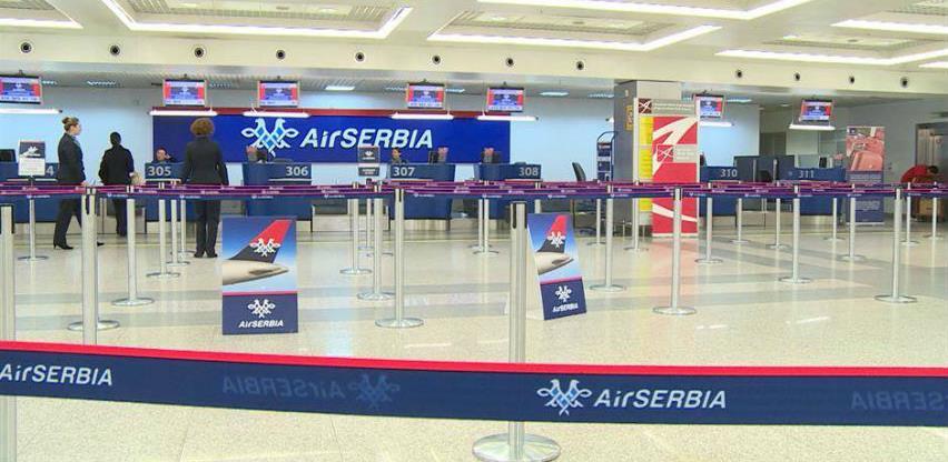 Air Srbija od 21. maja na neke destinacije, u zemlje regiona od 1. juna
