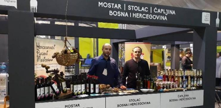 'Hercegovački plodovi Mediterana' na Danima maslinovog ulja u Vodnjanu