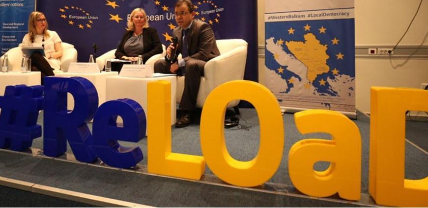Deset opština i gradova izabrano za učešće u projektu ReLOaD