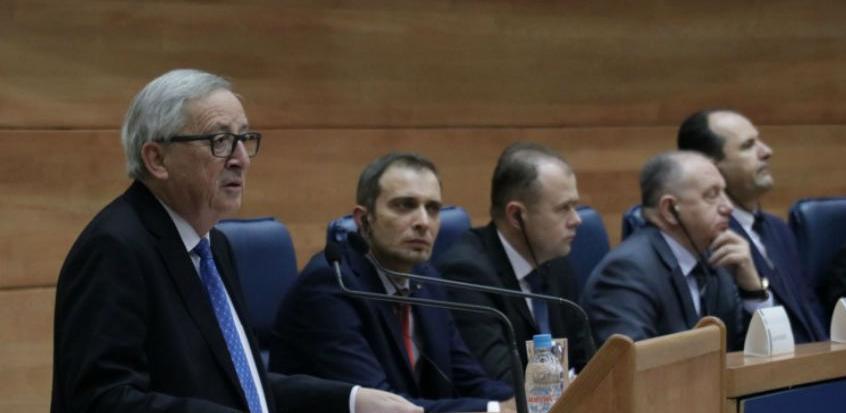 Juncker: Budućnost BiH je u EU