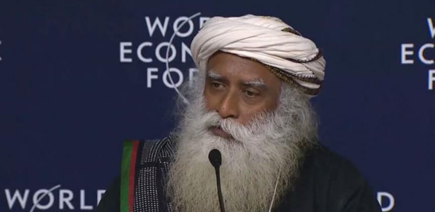 Upoznajte najmisterioznijeg čovjeka na forumu u Davosu