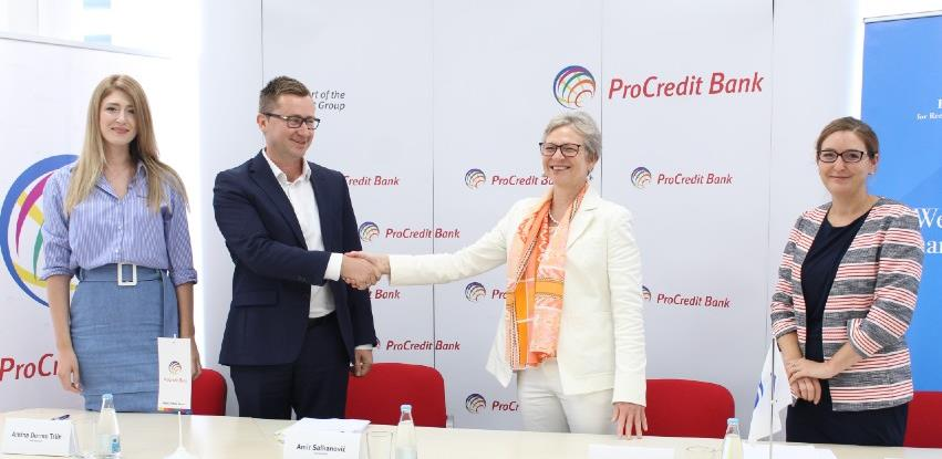 EBRD, EU i Austrija: 2 miliona eura ProCredit banci za kredite za energetsku efikasnost