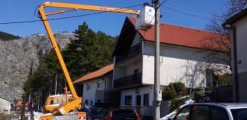 Grad Livno uvodi LED rasvjetu u vrijednosti od 400.000 KM