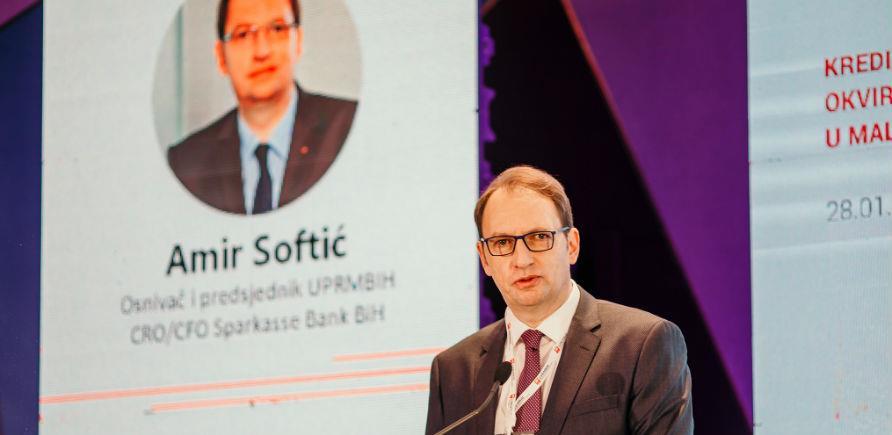 Softić: Tema kreditiranja srednjih i malih preduzeća treba biti u fokusu