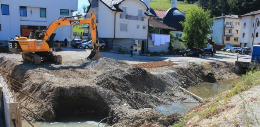 Počinju radovi na izgradnji kružnog toka u Bužimu