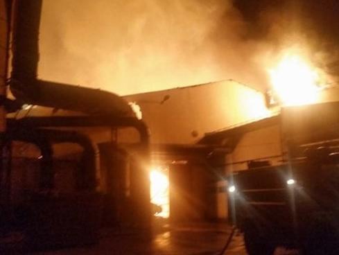 "Požar u ""Krivaji"" lokaliziran: Pogon fabrike uništen, šteta milionska"