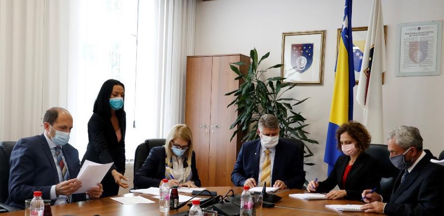 Kreće rekonstrukcija vodovodne mreže u Vogošći vrijedna 1,3 mil. EUR-a
